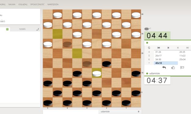 [2020.11.28] VII Warcabowe Grand Prix Sierpca – turniej online (poprawione)