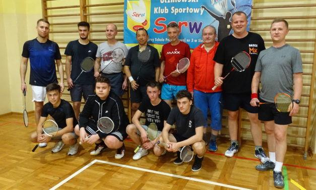 [2020.09.24] Amatorska Liga Badmintona Powiatu Sierpeckiego – II runda