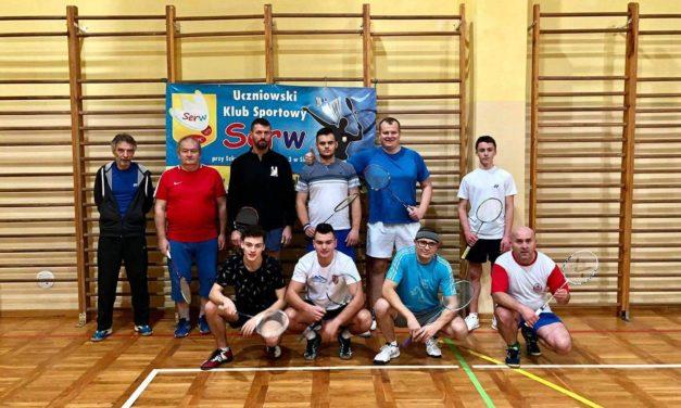 [2020.11.26] Amatorska Liga Badmintona Powiatu Sierpeckiego – IV runda