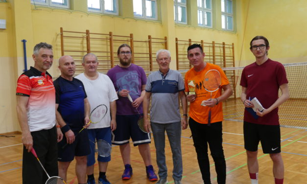 [2020.09.03] Maksym Rzemiński i badmintoniści