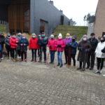 [2021.03.01] Zajęcia nordic walking na skansenie