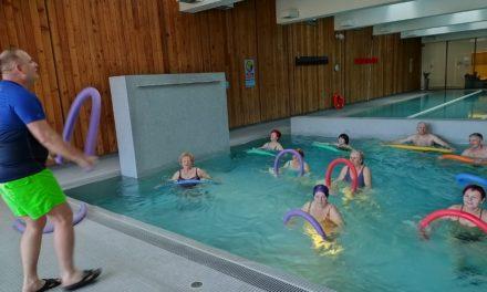 [2021.03.08] Zajęcia aqua fitness